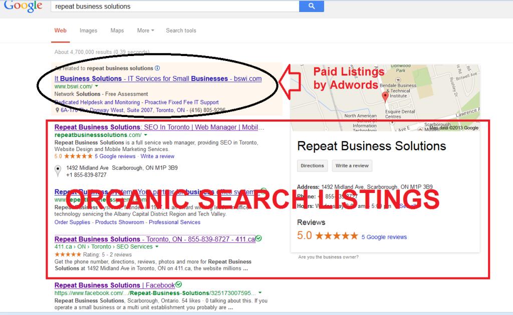Search Enginge Marketing