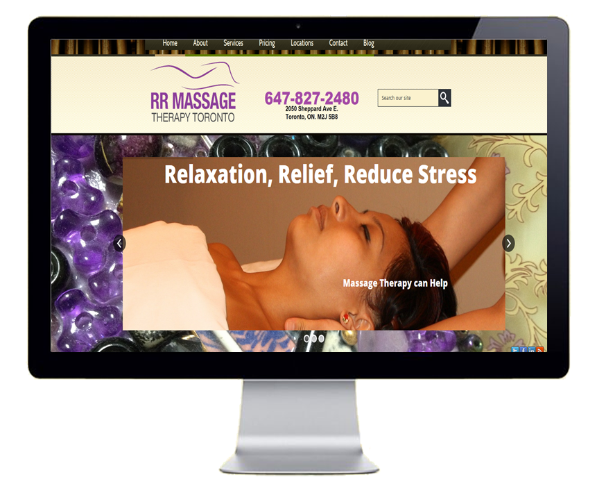 rrmassage sample