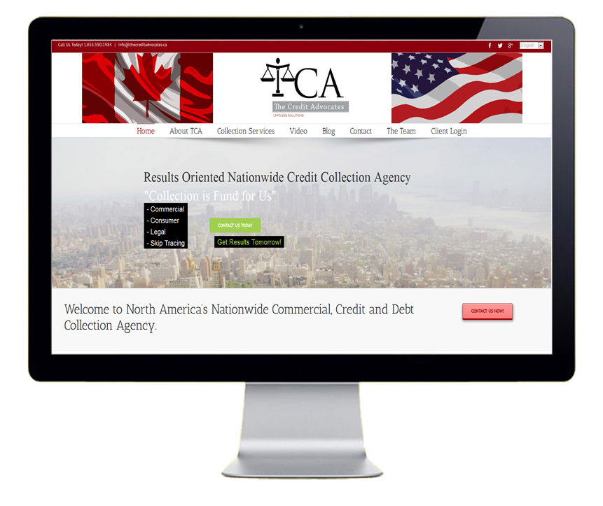 thecreditadvocates screenshot